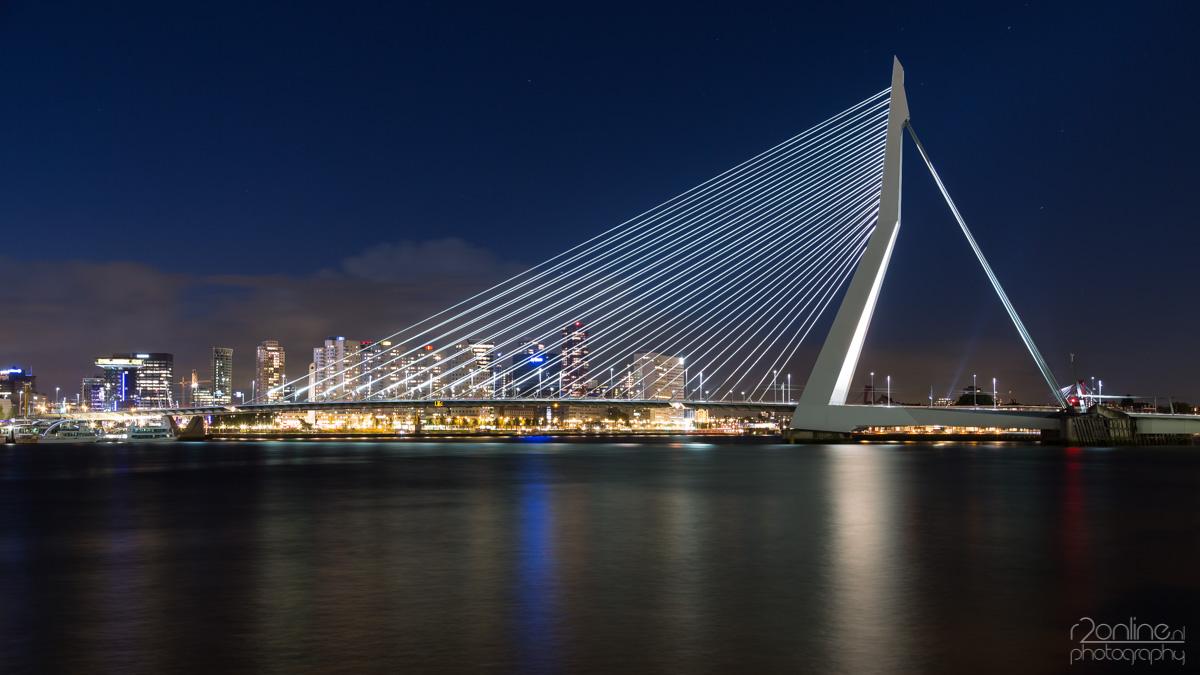 R2online 187 Erasmusbrug Rotterdam